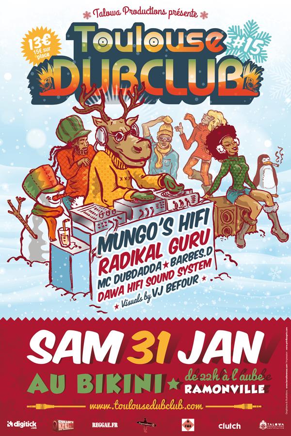 Toulouse Dubclub