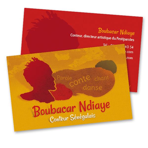 Conteur Boubacar